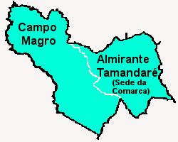 Comarca de Almirante Tamandaré