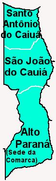 Comarca de Alto Paraná