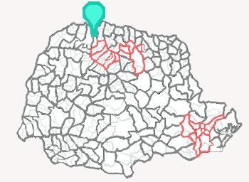 Comarca de Alto Paraná - Paraná