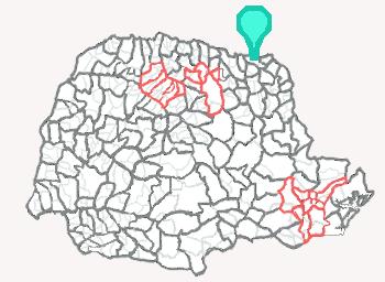 Comarca de Andirá - Paraná