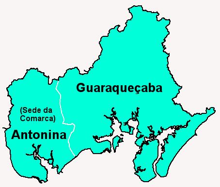Comarca de Antonina