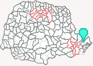 Comarca de Antonina - Paraná