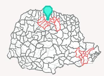 Comarca de Astorga - Paraná
