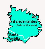 Comarca de Bandeirantes