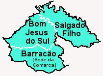 Comarca de Barracão
