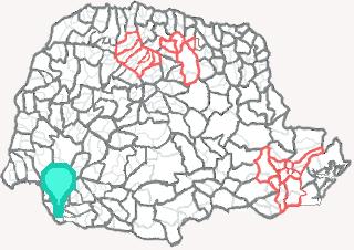 Comarca de Barracão - Paraná