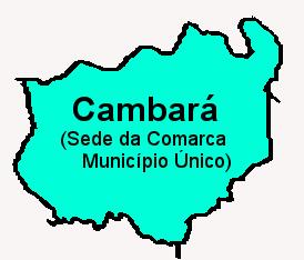 Comarca de Cambará