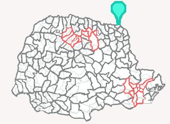 Comarca de Cambará - Paraná