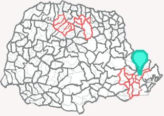 Comarca de campina Grande do Sul - Paraná