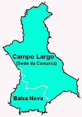 Comarca de Campo Largo