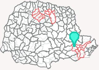 Comarca de Campo Largo - Paraná