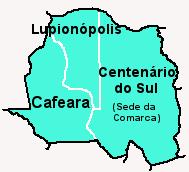 Comarca de Centenário do Sul