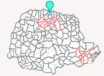 Comarca de Centenário do Sul - Paraná