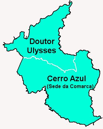 Comarca de Cerro Azul