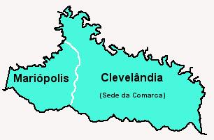 Comarca de Clevelândia