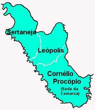 Comarca de Cornélio Procópio