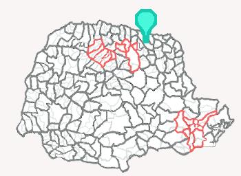 Comarca de Cornélio Procópio - Paraná