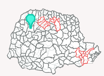 Comarca de Cruzeiro do Oeste - Paraná