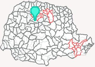Comarca de Engenheiro Beltrão - Paraná