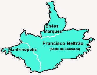 Comarca de Francisco Beltrão