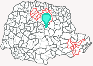 Comarca de Grandes Rios - Paraná