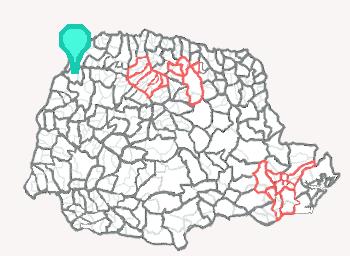 Comarca de Icaraíma - Paraná