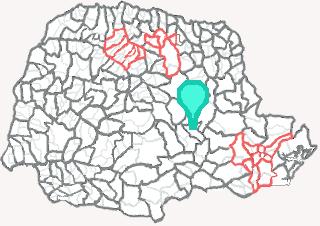 Comarca de Ipiranga - Paraná