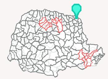 Comarca de Jacarezinho - Paraná