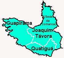 Comarca de Joaquim Távora