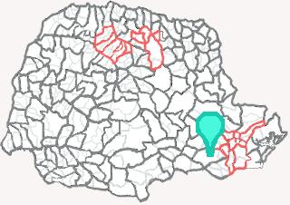 Comarca da Lapa - Paraná
