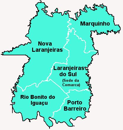 Comarca de Laranjeiras do Sul