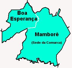 Comarca de Mamborê