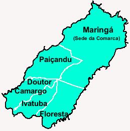 Comarca de Maringá