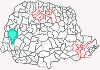 Comarca de Matelândia - Paraná