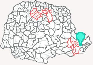 Comarca de Morretes - Paraná