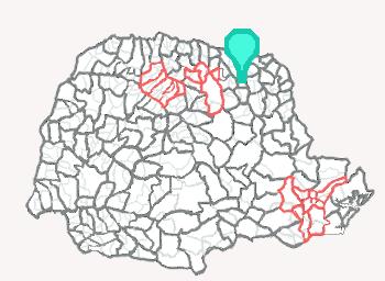 Comarca de Nova Fátima - Paraná
