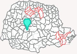 Comarca de Palmital - Paraná