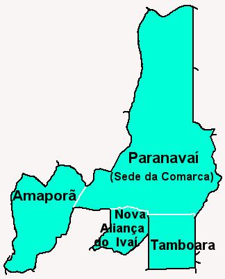 Comarca de Paranavaí