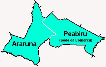 Comarca de Peabiru