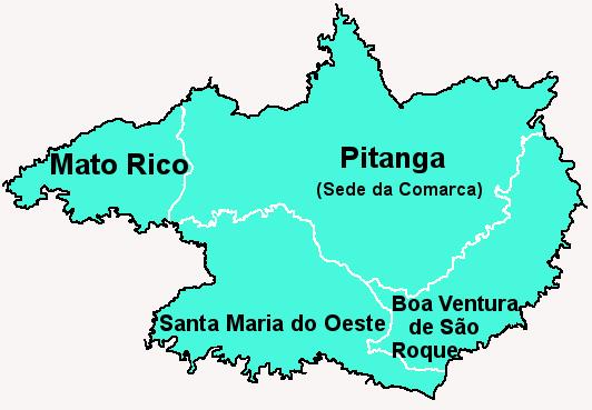 Comarca de Pitanga