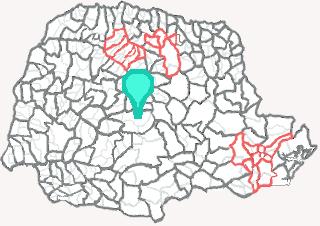 Comarca de Pitanga - Paraná
