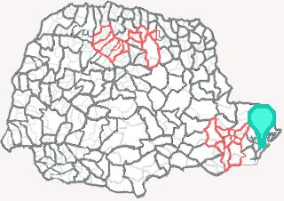 Comarca de Pontal do Paraná - Paraná