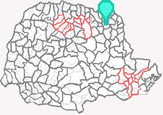 Parana - Ribeirão do Pinhal