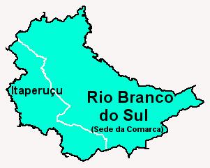 Comarca de Rio Branco do Sul