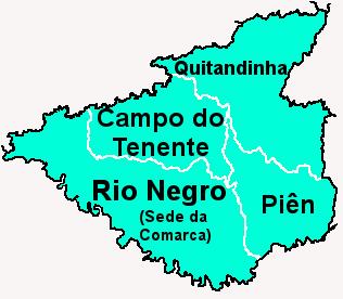 Comarca de Rio Negro