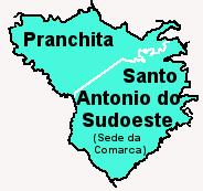 Comarca de Santo Antônio do Sudoeste