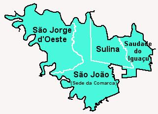 Comarca de São João