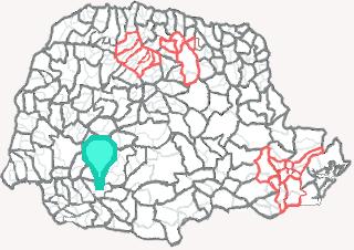 Comarca de São João - Paraná