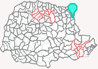 Comarca de Siqueira Campos - Paraná