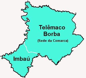 Comarca de Telêmaco Borba